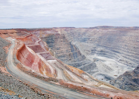 copper mine picture