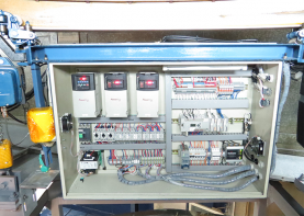 control cabinet picture
