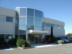 EMEA Office Building